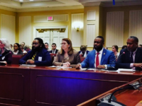 SENATOR CORY MCCRAY/FACEBOOK | A bill set to increase the  hourly minimum wage in Maryland to $12.50 by 2022 and $15 by 2025 passed the MD House of Delegates and Senate this week.