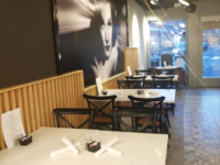 MONO DINER/FACEBOOK | The Mono Diner, which seeks to recreate the atmosphere of Hollywood, opened on Wisconsin Avenue in Georgetown on March 4.
