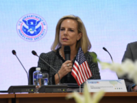 @SECNIELSEN/TWITTER | Kevin McAleenan, the current commissioner of U.S. Customs and Border Protection, is set to replace  Kirstjen Nielsen (SFS '94), who resigned from her position as secretary of homeland security Sunday.