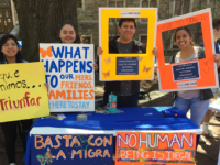 GU UNDOCUMENTED STUDENT SUPPORT SERVICES During the third annual Undocuweek