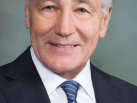 GEORGETOWN UNIVERSITY | Alliances in international relations will remain necessary to U.S. foreign policy going forward, according to former Secretary of Defense Chuck Hagel.