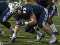 FOOTBALL | Hoyas' Comeback Falls Short at Davidson