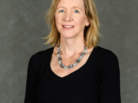 The School of Nursing and Health Studies named Carole Roan Gresenz as interim dean, effective at the start of September.