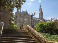 GU Ranks Higher for Undergrad Programs, Slips in National Rankings