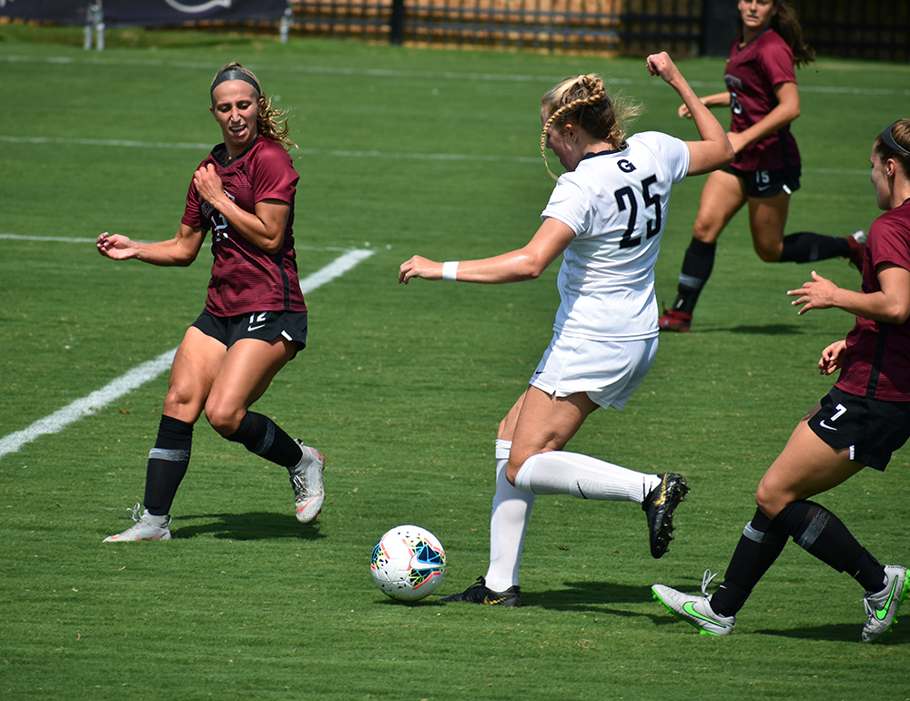 WOMEN'S SOCCER | Hoyas Fall on Road at UVA, Bounce Back With Win at Lafayette