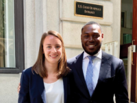 GU Law Students Prevent Deportation, Restore Client's Permanent Residency Status