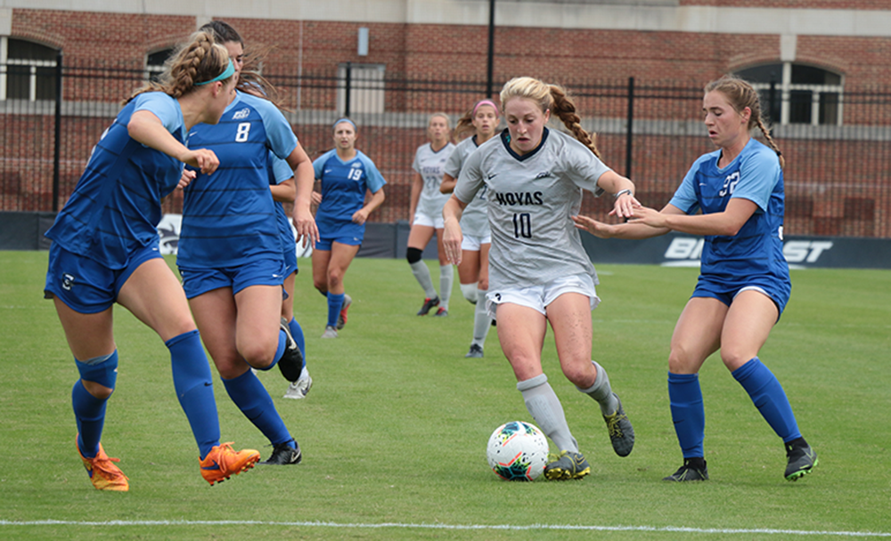 WOMEN'S SOCCER | Hoyas Remain Undefeated in Conference Play