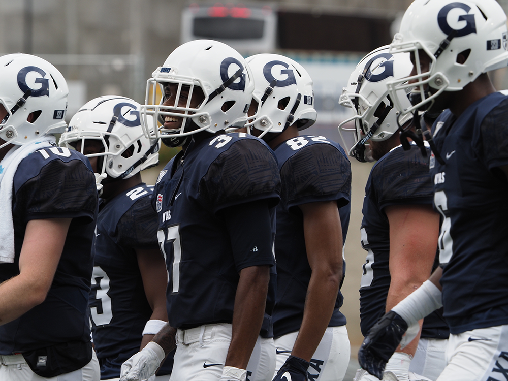 FOOTBALL | Hoyas Take Down Cornell 14-8 for 4th-Straight Win