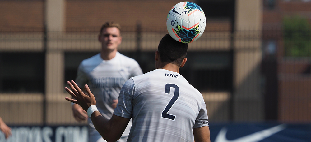 MEN'S SOCCER | Georgetown Defeats Seton Hall Before Huge Victory Over Maryland