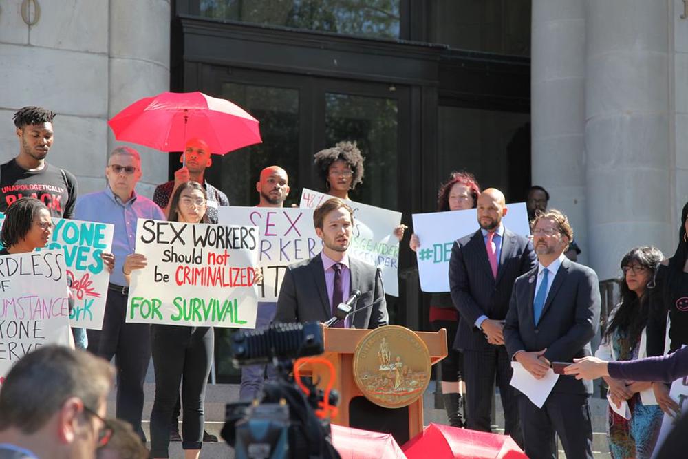 Sex v DC