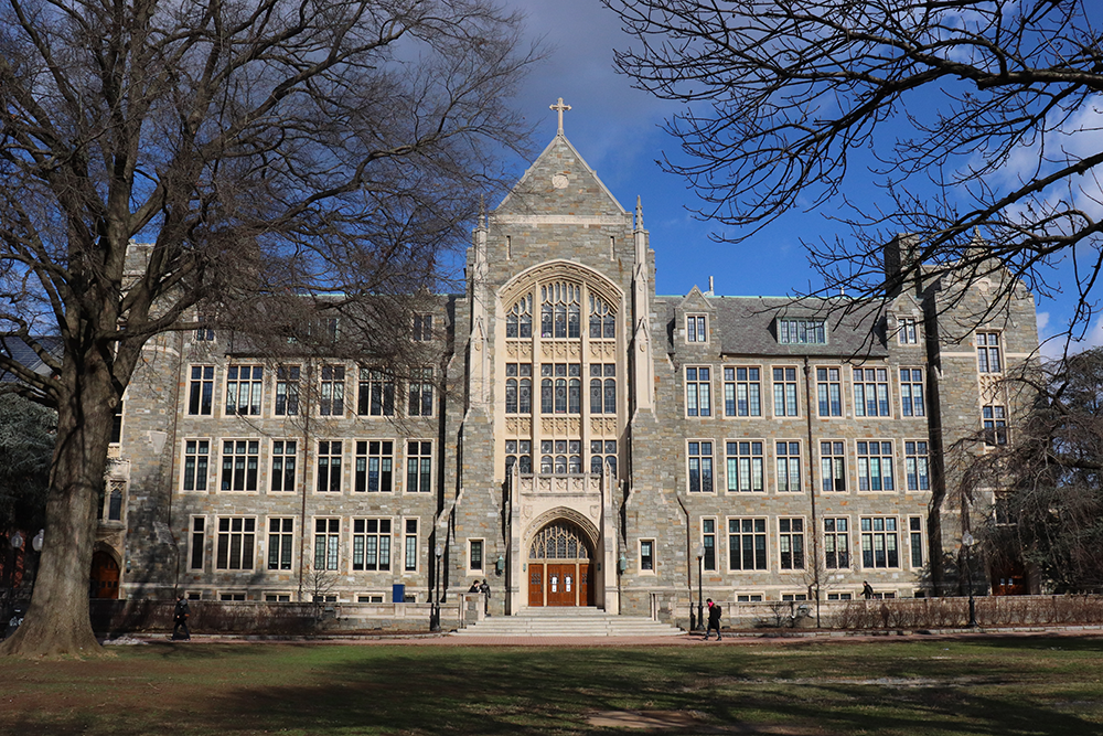 New Georgetown Parent Charged in College Admissions Scandal