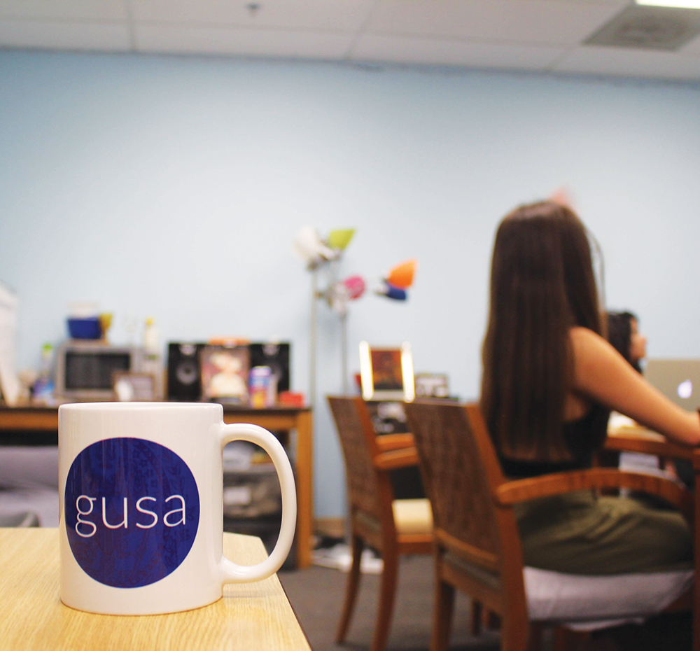 """GUSA Pushes for """"Double A"""" Grading System"""