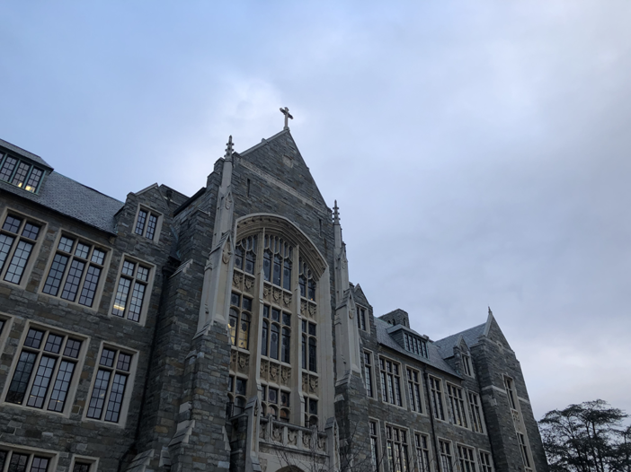 GU Students Outraged Over Fall Financial Aid Reductions
